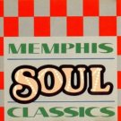 memphis soul classics - various artists CD 1987 warner 16 tracks used mint