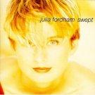 julia fordham - swept Cd 1991 virgin used mint