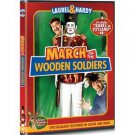 march of the wooden soldiers - frank austin billy bletcher DVD 2006 legend used mint