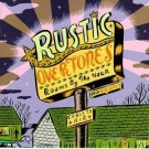 rustic overtones - room by the hour CD 1997 ripchord used mint