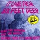 it came from six feet deep CD 13 tracks used mint