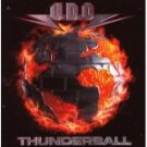 UDO - thunderball LP night of the vinyl dead AFM Limited Edition #364 1400 used mint