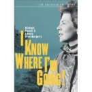 i know where i'm going - michael powell emeric pressburger DVD 2001 criterios used mint