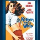 kitten with a whip - ann margret john forsythe DVD 1992 universal vault series used mint