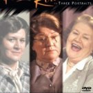 patricia routledge in three portraits DVD 2004 BBC warner used mint