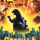 godzilla king of the monsters - alex cox and deal delvin VHS 2002 sony used mint