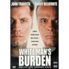 white men's burden - john travolta harry belafonte DVD 1999 HBO used mint