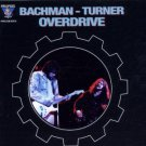 king biscuit flower hour presents bachman-turner overdrive CD 1998 KBFH BMG Direct used mint