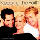 keeping the faith - original soundtrack CD 2000 hollywood used mint