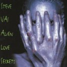 steve vai - alien love secrets CD 1997 sony epic used mint