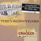 camper van beethoven / cracker - virgin years CD 1994 virgin 16 tracks used mint