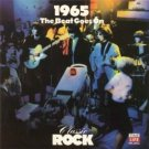 classic rock 1965 beat goes on - various artists CD 1988 time life 22 tracks used mint