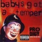 prodigy - baby's got a temper CD 2002 maverick used mint