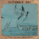 shipwreck day - a knw-yr-own compilation CD 2002 21 tracks used mint