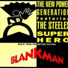 new power generation -  music from motion picture blankman CD 1994 sony single 3 tracks used