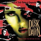 from dusk till dawn - music from motion picture CD 1996 sony used mint