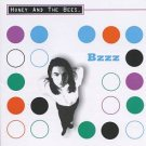 honey and the bees - bzzz CD 1998 NVU used mint