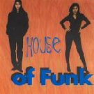 justin grimes - house of funk CD 1996 Live Records 13 tracks used mint