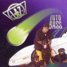 dj laz - journey into bass CD 1992 1993 pandisc 14 tracks used mint