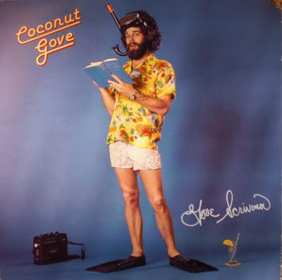 gove scrivnor - coconut gove LP 1979 flying fish 10 tracks used VG