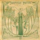 josephine foster - hazel eyes i will lead you CD 2005 locust new factory sealed