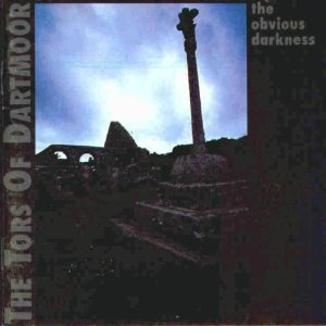 tors of dartmoor - obvious darkness CD 1991 hyperium rough trade 13 tracks used mint