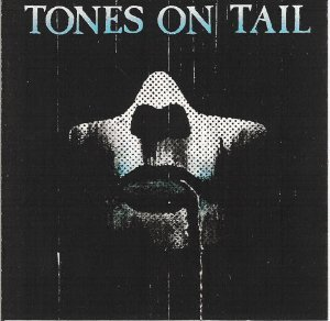 tones on tail - tones on tail CD 1990 beggars banquet used mint