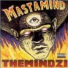 mastamind - themindzi CD 2000 TVT 16 tracks used mint