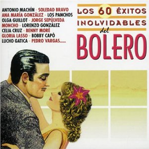 los 60 exitos inolvidables del bolero CD 3-disc box 2006 layla used mint