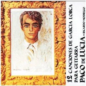 paco de lucia - 12 Canciones de García Lorca Para Guitarra CD 1997 polygram used mint
