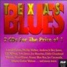 texas blues - various artists CD 2-disc set 1997 jsp 30 tracks used mint