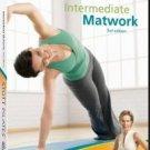 Stott Pilates Intermediate Matwork 3rd Edition DVD 2007 merrithew new