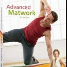 Stott Pilates Advanced Matwork 3rd Edition DVD 2007 merrithew new