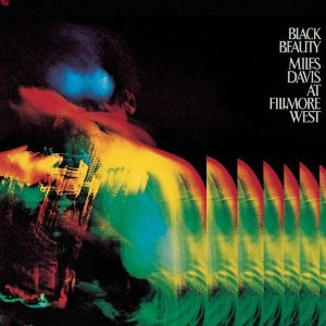 black beauty - miles davis at fillmore west CD 2-discs 1997 sony legacy used