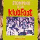 stomping at the klub foot volumes 1 + 2 - various artists CD 1984 head music used mint