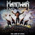 manowar - lord of steel CD 2012 magic circle 11 tracks used mint