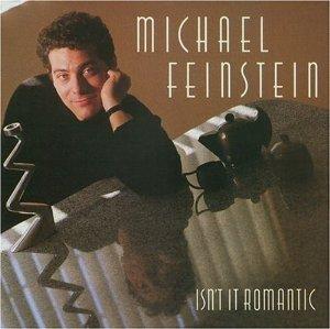 michael feinstein - isn't it romantic CD 1988 elektra BMG Direct used mint