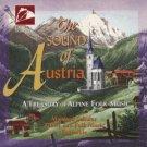 sound of austria - a treasury of alpine folk music CD 1993 dorian BMG Direct 27 tracks used mint