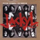 jackyl - push comes to shove CD 1994 geffen 12 tracks used mint