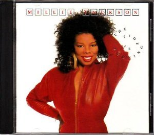 millie jackson - tide is turning CD 1988 zomba jive bmg 8 tracks used