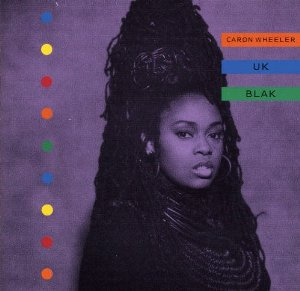 caron wheeler - uk blak CD 1990 EMI BMG Direct used mint