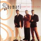shomari - every day has a sun CD 1992 polygram mercury used