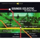 sounds eclectic the covers project - various artists CD 2007 hear music 15 tracks used mint
