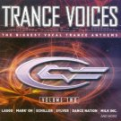 trance voices volume two - various artists CD 2-discs universal polystar used mint