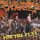 the casualties - for the punx CD punkcore 16 tracks used near mint