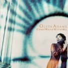 oleta adams - come walk with me CD 1997 harmony used mint
