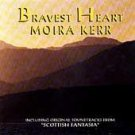 moira kerr - bravest heart CD mayker records 12 tracks used mint