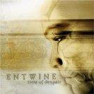 entwine - time of despair CD 2002 century media 9 tracks used mint