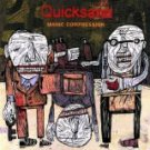 quicksand - manic compression CD 1995 island used mint