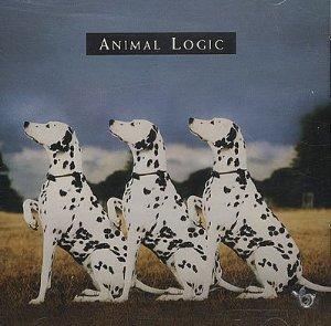 animal logic - animal logic CD 1989 IRS 10 tracks used mint